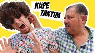 KÜPE TAKTIM! BABAM ve ANNEM ÇILDIRDI!!