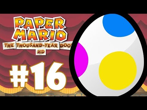 PAPER MARIO THE THOUSAND-YEAR DOOR #16 - MEU AMIGO OVINHO