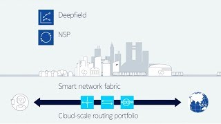 Nokia Deepfield insight drives network automation with NSP and FP4