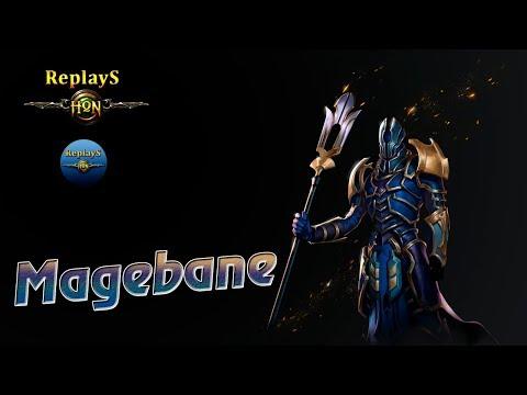 HoN - Great final - Magebane - 🇷🇺 GoodAttitude Gold I