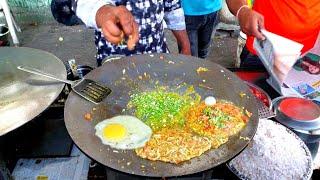 Anda Ghotala Recipe    Egg Ghotala Recipe    Indian Street Food