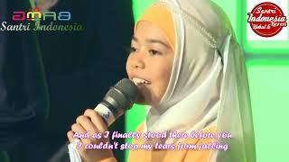 Roqqota Aina (Assalamualaika Ya Rosulalloh) 3 bahasa (lirik n arti)