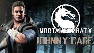 A História de Johnny Cage - Mortal Kombat X