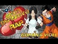 AMOR DEFINITIVO RAP - GOHAN & VIDEL - IVANGEL MUSIC | DRAGON BALL RAP