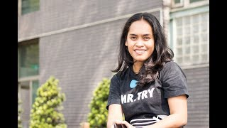 Agatha Virgilia (Indonesia) Studying at Cheng Shiu University thumbnail