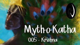 Myth-o-Katha - Ep 05 - Krishna | 2D Animation Video | Vaanarsena Studios