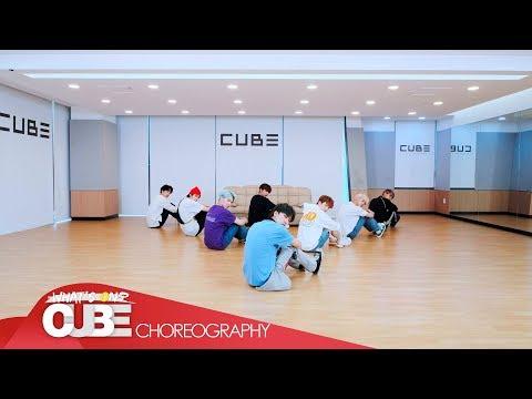 펜타곤(PENTAGON) - '접근금지 (Prod. By 기리보이)(Humph! (Prod. By GIRIBOY))' (Choreography Practice Video)