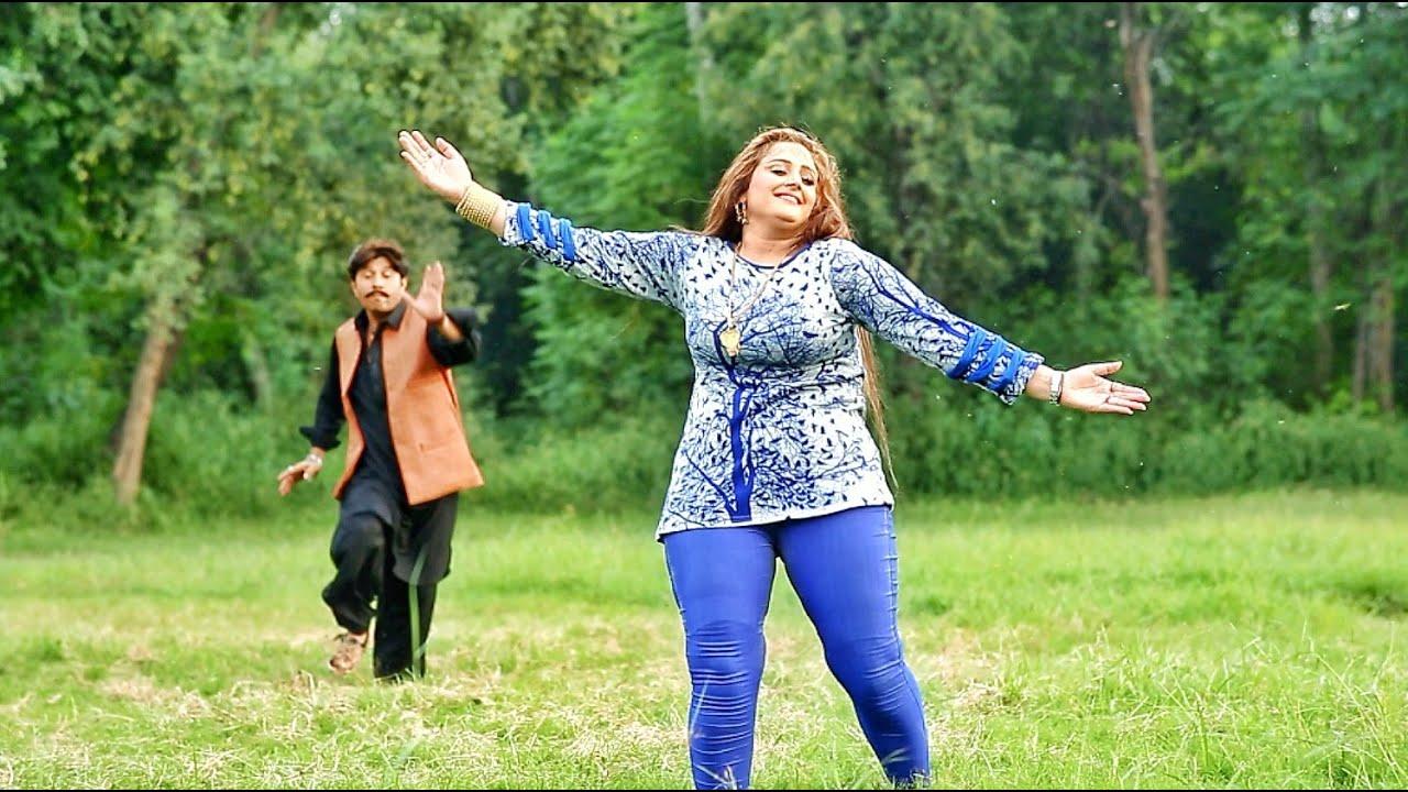 Neelam Gul Bangra Dance Making In Song Scene