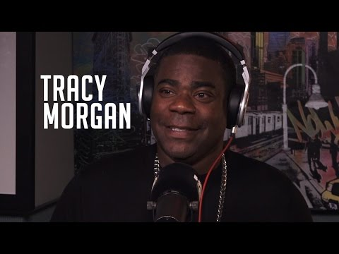 Tracy Morgan Talks New York Comedy Festival, Why He Doesn't Vote & How He is Recovering