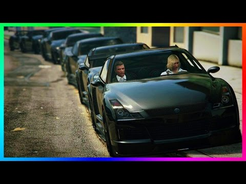 GTA ONLINE BLACK FRIDAY 2016 FREEMODE SPECIAL - GTA 5 BLACKOUT PARTY, SPENDING SPREE & MORE MADNESS!