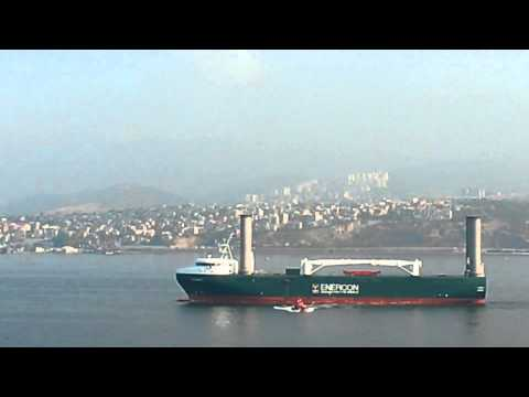 E-Ship 1  Enercon  Izmir  06 September 2014