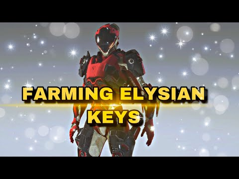 ANTHEM FARMING FOR ELYSIAN KEYS !