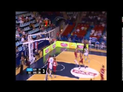 ΕΘΝΙΚΗ ΑΝΔΡΩΝ | Video : Σερβία-Ελλάδα 64-66, (τουρνουά Πο, 08.08.2014)