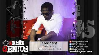 Konshens - Winning (Raw) - SubKonshus Music · 2014