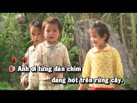 [HD] Karaoke Lục Yên yêu lắm quê mình ( Karaoke by Kgmnc )