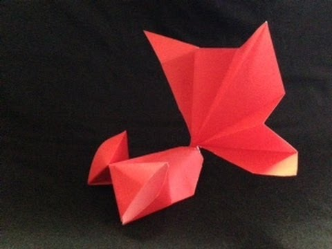クリスマス 折り紙 : 折り紙 金魚 : youtube.com
