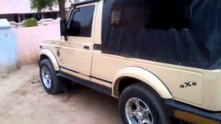 Maruti Gypsy king_thind