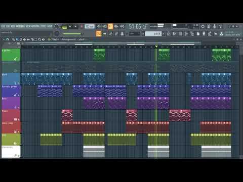 Clean Bandit – Mama (feat. Ellie Goulding) Karaoke FL Studio remake by DEEP+ Free FLP