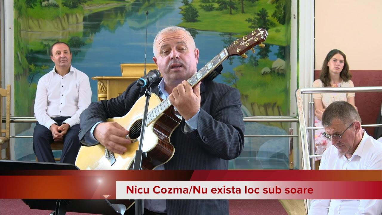 Nicu Cozma - Nu exista loc sub soare
