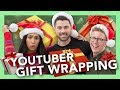 YouTuber Holiday Gift Wrapping (ft. Eva Gutowski & Kyle Krieger)