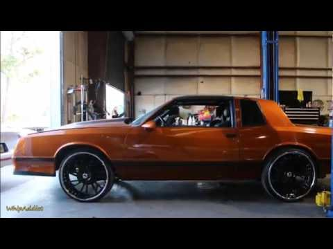 WhipAddict: For Sale, $12K 87' Monte Carlo SS T-Top On Forgiato 24s, 6.0 LS,  GTO Bucket Seats
