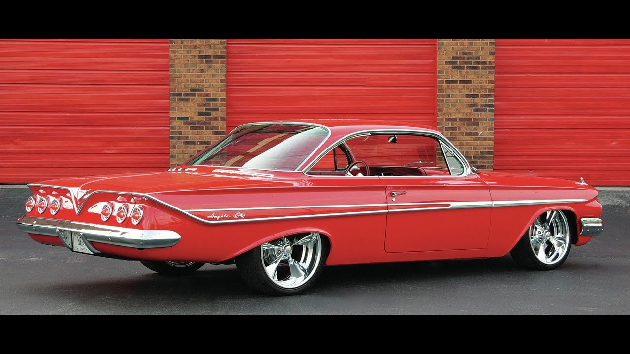 chevrolet impala 1961 carro impec u00e1vel de colecionador  impala right aceleration at 200 miles