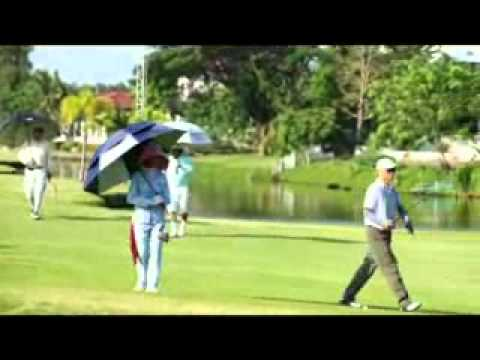The Thai Rubber Association Golf  2012 at Green Valley Country Club, Samutprakarn 11 May 2012