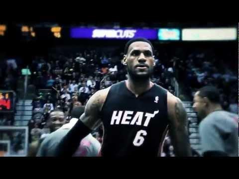 Embrace The Hate - LeBron James 2012 Season Mix