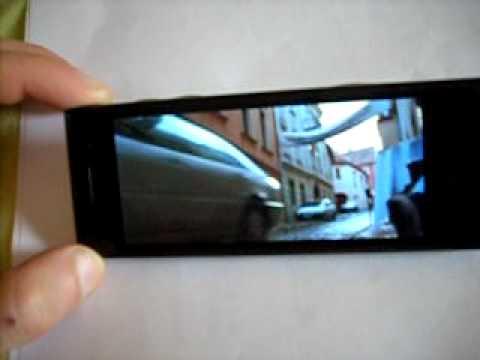 LG BL 40 NEW CHOCOLATE VIDEO TEST
