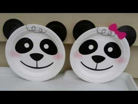 kung fu panda birthday ideas - YouTube