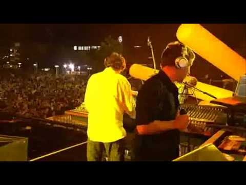 Underworld - Two Months Off (Live @ Loveparade 2008) HD