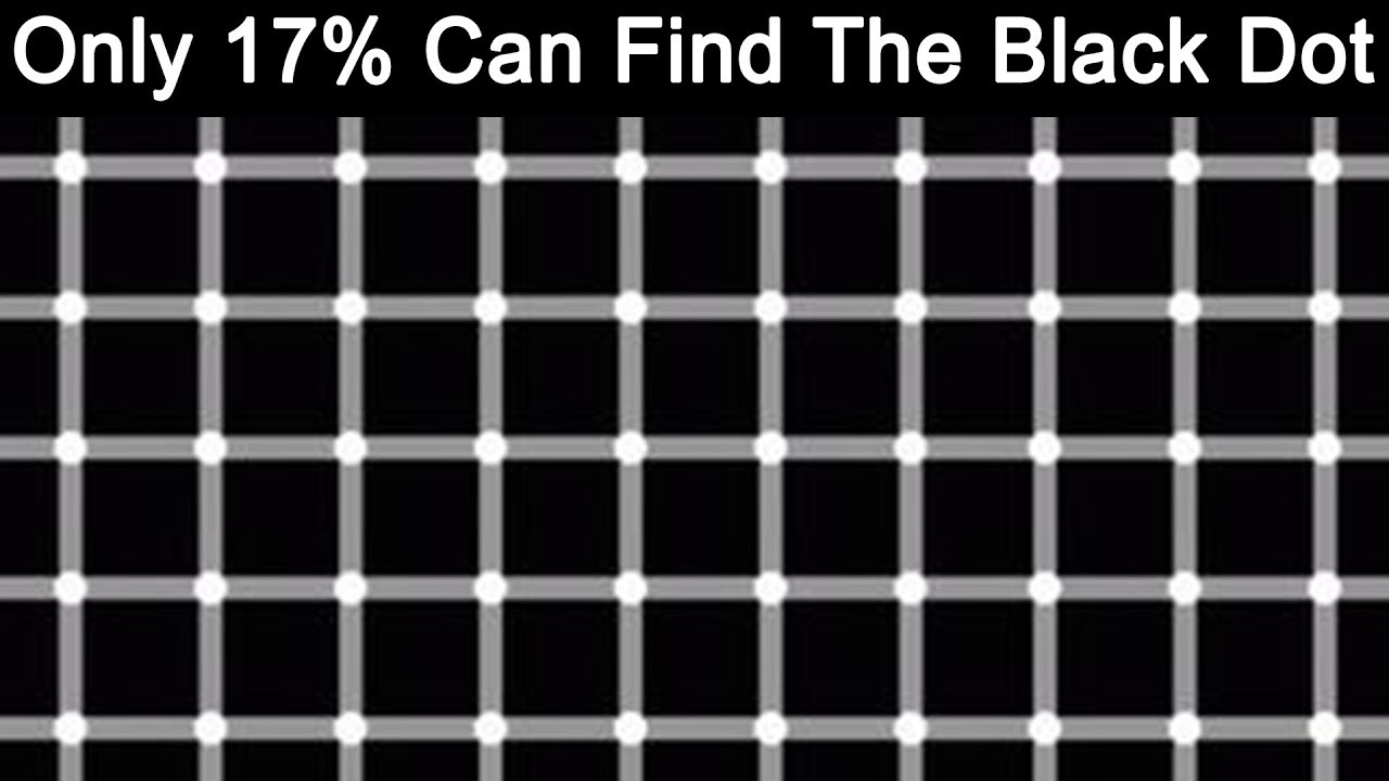 8 illusions to test your brain youtube