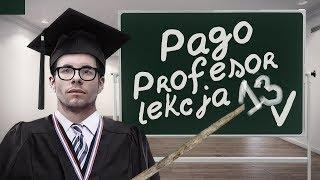 PAGO PROFESOR LEKCJA #13