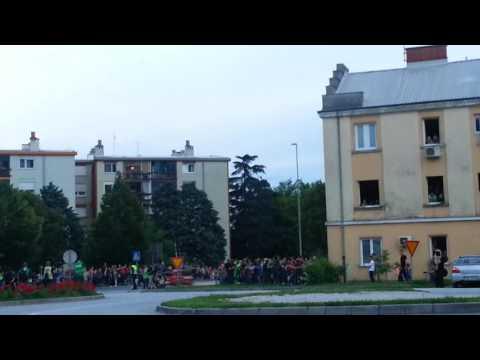6. Rally Vipavska dolina 2016- SS1 Ajdovščina