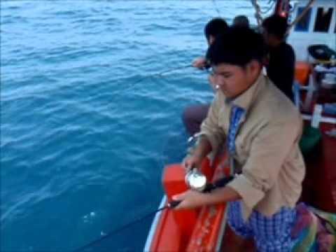 ทริปตกปลาทะเลตราด [ Fishing ]