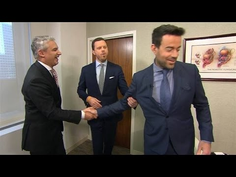 Download Youtube: Dr. David Samadi: Testicular exams on Carson Daly and Willie Geist (NBC Today Show)