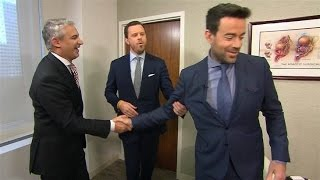 connectYoutube - Dr. David Samadi: Testicular exams on Carson Daly and Willie Geist (NBC Today Show)