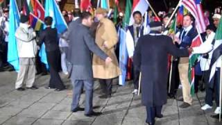 OYW 2010 One Young World Opening Ceremony