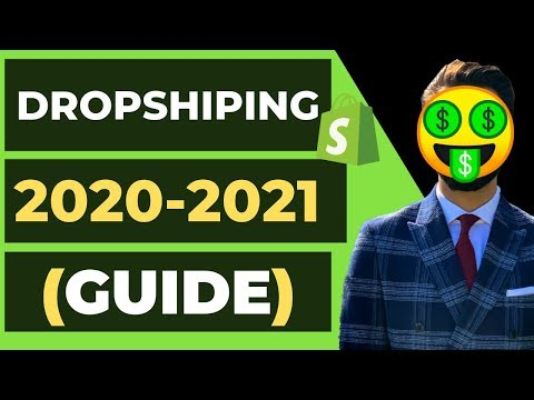 Dropshipping In 2020-2021 | Everything You need to Know thumbnail