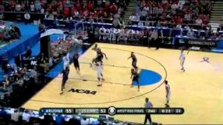 UConn vs Arizona Highlights 2011