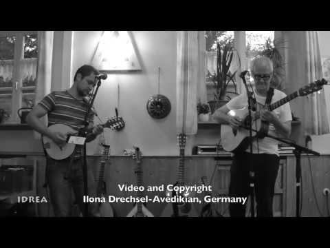 Iain Goodwin and Tim Gray - Irish Music School Elmstein, Germany  2013