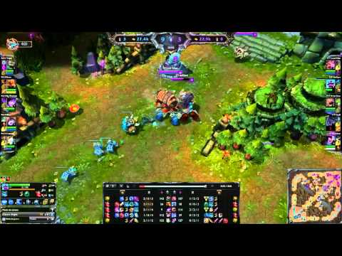 Royal Gaming Chile - Storm RG S vs TTT Teen Titans