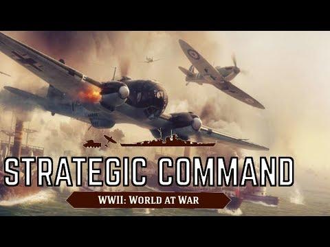 Strategic Command World War II: World at War (ALLIES campaign)