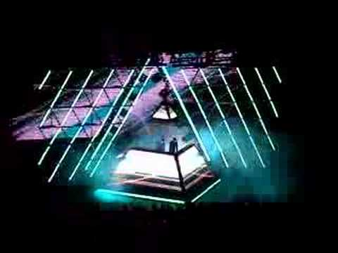 Daft Punk Red Rocks - One More Time