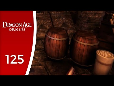 The Puzzle Of Wasting Time (edited, Of Course) - Let's Play Dragon Age: Origins #125