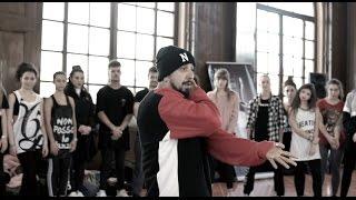 Danza In Fiera 2017 - Carlos Matrone Class - Chris  Brown - Kriss Kross