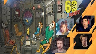Gamers Reactions to THE END (FIRST LOSS) | 60 Parsecs!