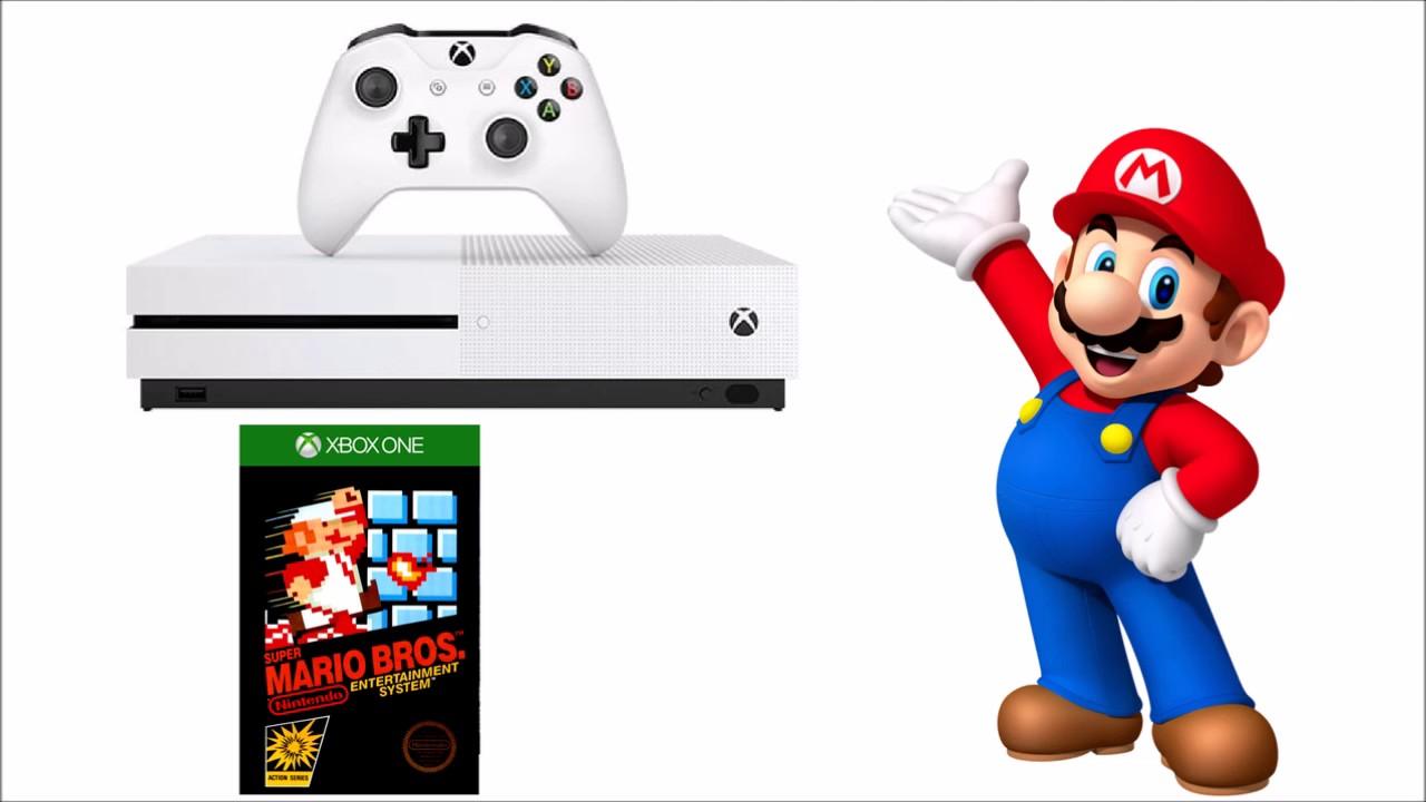 Mario Games For Xbox 1 : Mario on xbox one youtube