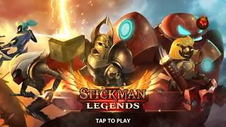 Stickman Legends - LeveLHacK (2020)