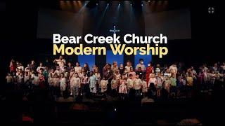 Bear Creek Church Modern Worship, July 18, 2021